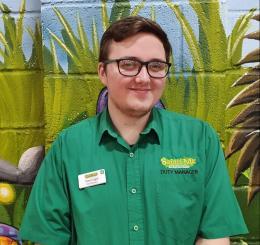 Tom Duty Manager, Safari MK 2020
